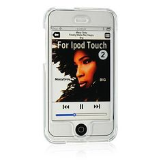 Crystal Clear Transparent Snap-On Cover Case Cell Phone Protector for Apple iTouch Ipod Touch II 2nd Generation $0.05