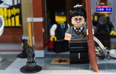 16GB to 32GB USB Flash Drive in original Lego by databrick on Etsy, $119.95