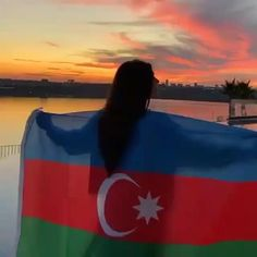 Baby Boy Pictures, Cute Couple Pictures, Azerbaijan Flag, Baku City, Photo Poses For Boy, Flag Art, Instagram Music, Aesthetic Songs, Cute Baby Boy