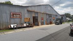 Good stop on the way to Charlotte.  Brevard North Carolina Is Absolute Heaven If You Love Antiquing