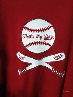 thats my boy bling baseball t shirt put this design on back and put - Baseball Shirt Design Ideas
