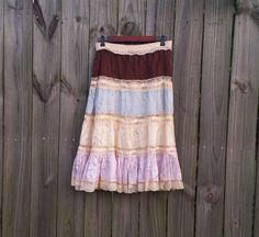 S M Small Medium Vintage 90s Pale Pastel by PinkCheetahVintage