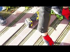 Dino Grip | Anti Slip Decking Strips UK