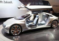 Mercedes Benz F125