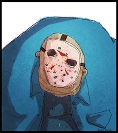 The Ugly Head of Jason Barnes.