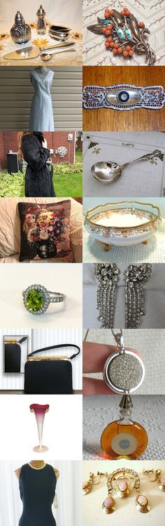My Favorite Finds! Vintage Explosion Team  by Sandee Yessick on Etsy--Pinned with TreasuryPin.com