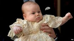 The Christening of HRH Prince George of Cambridge