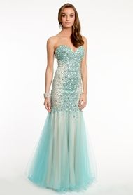 Prom Dresses from Camille La Vie and Group USA