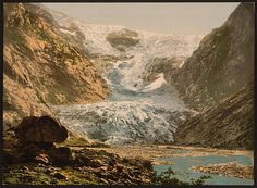 [Loen, Kjendalskronebrae, Nordfjord, Norway]       Repository: Library of Congress Prints and Photographs Division Washington, D.C. 20540 USA http://hdl.loc.gov/loc.pnp/pp.print