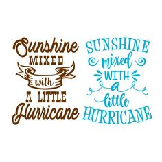 Sunshine Mixed with little Hurricane Cuttable Design SVG PNG DXF & eps Designs Cameo File Silhouette Silhouette Curio, Silhouette Cameo Projects, Silhouette Design, Silhouette Machine, Vinyl Cutting, Diy Cutting Board, Cutting Tables, Cricut Vinyl, Cricut Mat