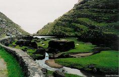 Gap of Dunloe, Ireland-an amazing place to drive through