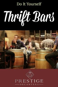 Attention all who love the aesthetic of home bars! You, too, can achieve this prominent status without spending exorbitant amounts of money. We'll take you step by step through four projects to create a DIY home bar. Choose your favorite, or try a combina