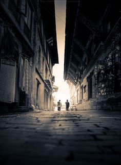 You never walk alone by Coolbiere. A., via 500px