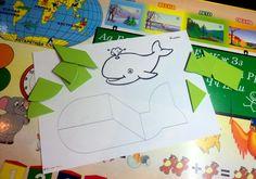 Занятие по методике Шичиды. Логическое мышление. танграм Game 1, Pre School, Homeschool, Presents, Activities, Kids, Gifts, Young Children, Boys