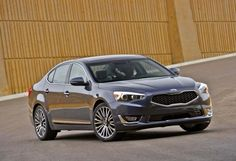 2016 Kia Cadenza Review, Ratings, Specs, Prices, and Photos - The Car Connection