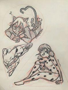 Miraculous Ladybug Ladynoir Kwamis