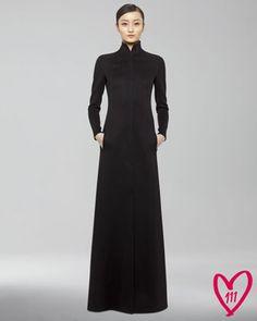 BG 111th Anniversary Long Cashmere Coat by Akris at Bergdorf Goodman.