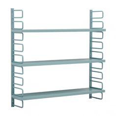 Ester Wall Shelf - Turquoise | rge