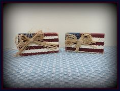 Linda Walsh Originals Dolls and Crafts Blog: My How To Make Americana and 4th of July Primitive Patriotic Flag Decorations Free E-Book