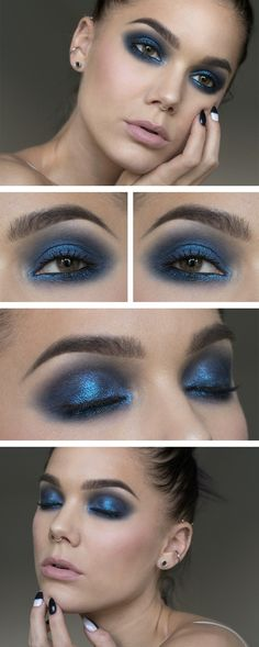 Todays look – Midnight