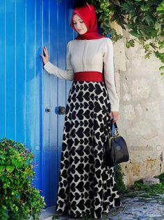 Hijab Fashion 2015 - Hijab Style | Hijab Chic turque style and Fashion