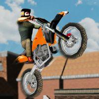 Dirt Bike 3D Stunt City– Best Free Game on Gamefree.co