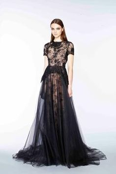 Marchesa Pre-Fall 2015 Fashion Show: Complete Collection - Style.com