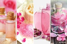 Celebrate National Rose Month with 5 rose infused beauty recipes!