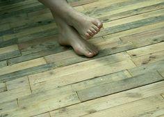 Pallet Wood Decks