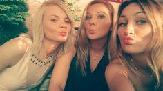 Trzy blondyny 🙌🙌