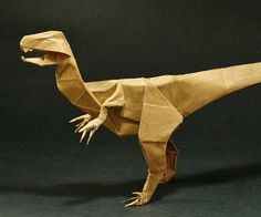 Dinosaur Origami Book CHECK IT OUT HERE  http://amzn.to/1U953YZ