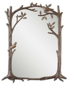 Mirrors: Decorative Wall Mirrors For Simple Living Room from The Decorative Wall Mirrors for the Best Room Appearance