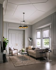 Contemporary Moulding and Trim