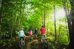 Get Mooo-ving: Scenic country roads and terrific trails make Canada's Dairy Capital a sure bet for cycling Back Road, Camping Hacks, Biking, Cycling, Things To Do, Oxford, Dairy, Bicycle, Mountain