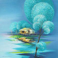 Sabah erken Tran Quang Dinh tarafından