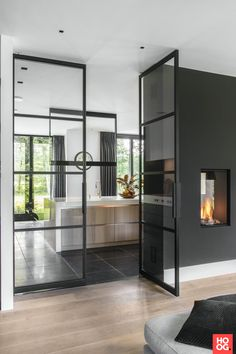 Living Room Kitchen, Kitchen Decor, Kitchen Design, Interior Styling, Interior Design, Cozy House, Home Decor Inspiration, Furniture Design, Sweet Home