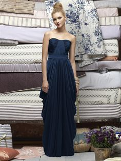 Lela Rose Bridesmaids Style LR163 http://www.dessy.com/dresses/lelarose/lr163/