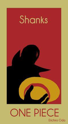 Shanks #OnePiece #NewWorld