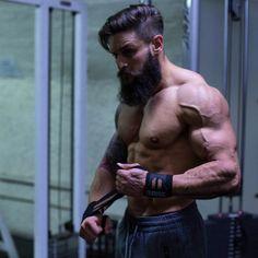 warriormale: Lex Griffin Train Harder.Fight Harder.Hardness is GOOD.WarriorMale
