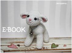 Das kleine Lamm möchte gern Dein neuer Freund sein, hol Dir gleich die Anleitung für das Schäfchen und dann leg los mit dem Häkeln. Viel Vergnügen.