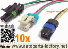200pcs MPS/MAP Sensor Plug Treminals Bosch BSK male