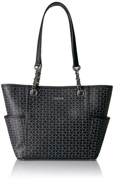 db463c048b8d Calvin Klein 1 HU Logo Tote Shoulder Bag   Find out more about the great  product at the image link.