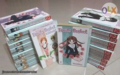 Complete Fruits Basket Manga Set (Vol 1-23)