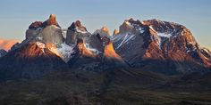 """""""Giants of Patagonia"""" by Fabio Rage Torres Del Paine National Park, Any Images, Mountain Range, Nice View, Patagonia, Rage, Wander, Cool Photos, Explore"""