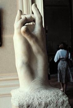 The Secret by Auguste Rodin
