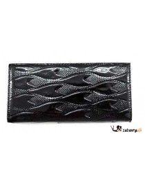 Črna, svetleča ženska denarnica http://zabavna.si/si/denarnice/68-zenska-crna-denarnica-loti.html