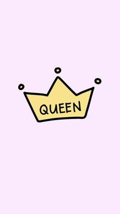 Queen wallpaper from Sassy Wallpaper app :) Sassy Wallpaper, Queens Wallpaper, Wallpaper For Your Phone, Tumblr Wallpaper, Screen Wallpaper, Cool Wallpaper, Mobile Wallpaper, Wallpaper Backgrounds, Iphone Wallpaper
