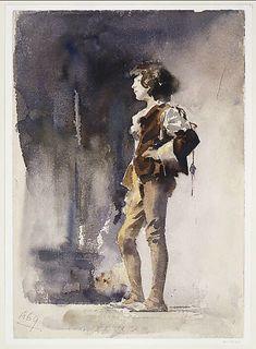 Boy in Costume John Singer Sargent (American, Florence 1856–1925 ...