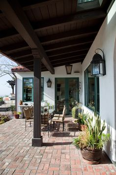 Country Club Spanish Revival - Kim Grant Design