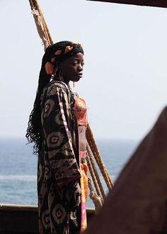 Estella Daniels in 'Sinbad' (2012).